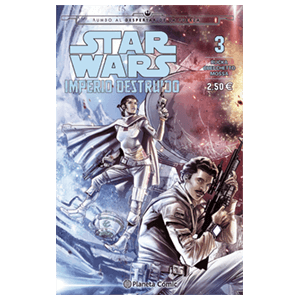 Comic Star Wars: Shattered Empire nº 3