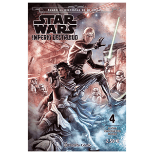 Comic Star Wars: Shattered Empire nº 4