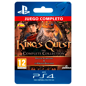 King's Quest: The Complete Collection (PS4)