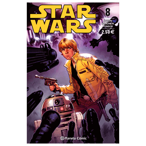 Comic Star Wars nº 8