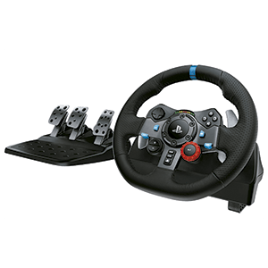 Volante Logitech G29 Driving Force PS4-PS3-PC