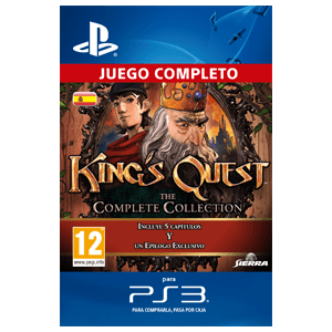 King's Quest: The Complete Collection (PS3)