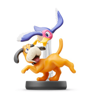 Figura Amiibo Smash Duo Duck Hunt