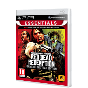 Red Dead Redemption GOTY Essentials