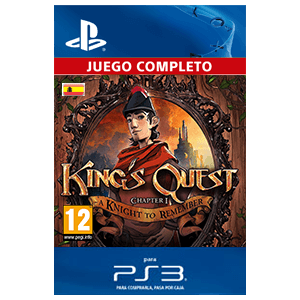 King's Quest Cap 1: A Knight to Remember PS3