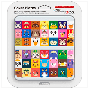 New 3DS Carcasa: Animal Crossing Happy Home Designer