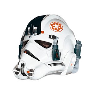 Casco Star Wars: Piloto de AT-AT
