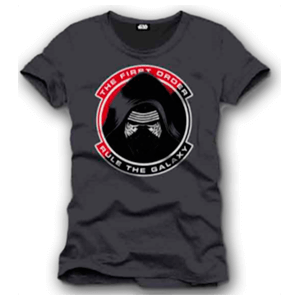 Camiseta Star Wars The First Order Talla M