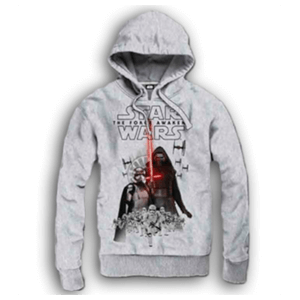 Sudadera Star Wars The Force Awakens Talla XL