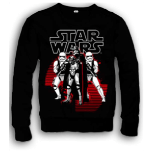 Jersey Star Wars Phasma and Troopers Talla L
