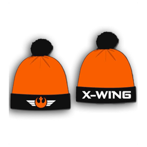 Gorro Star Wars X-Wing
