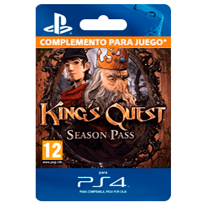 King´s Quest: Season Pass PS4