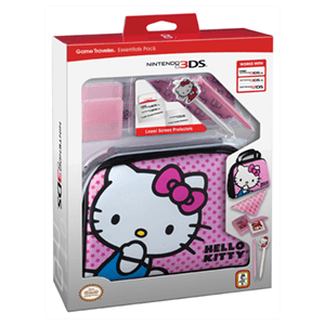 Hello Kitty Pack para N3DS Oficial Nintendo