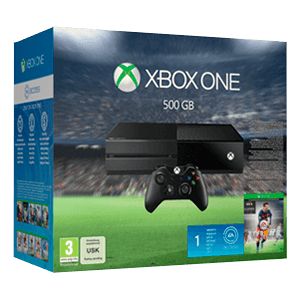 Xbox One 500Gb + FIFA 16 + 1 Mes EA Access