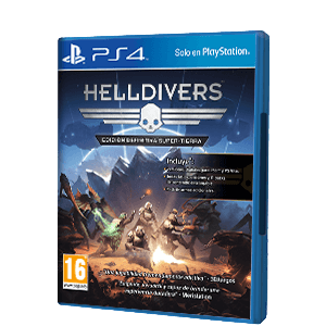 Helldivers Ultimate Edition
