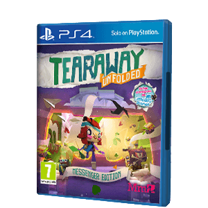 Tearaway Unfolded Messenger Edition
