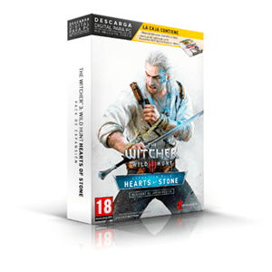 The Witcher 3 Hearts of Stone Expansion pack