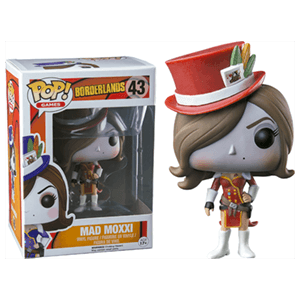 Figura Pop Borderlands Mad Moxxi Edición Limitada