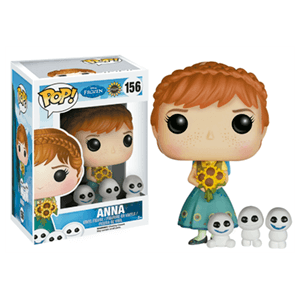 Figura Pop Frozen Fever Anna