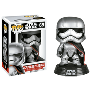 Figura Pop Star Wars VII: Captain Phasma