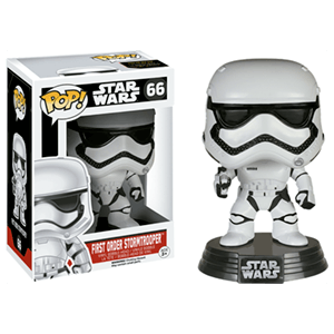 Figura Pop Star Wars VII: First Order Stormtrooper