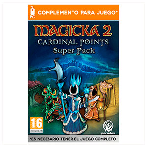 Magicka 2: DLC Cardinal Points Superpack