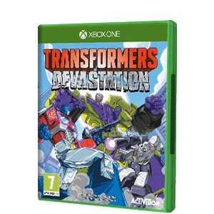 Transformers Devastation
