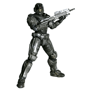 Figura Play Arts Halo: Reach Noble Six