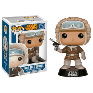 Figura POP Star Wars Han Solo Hoth
