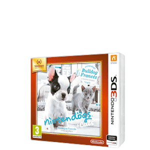 Nintendogs + Gatos: Bulldog Nintendo Selects