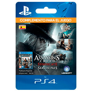 Assassin´s Creed Syndicate Season Pass PS4
