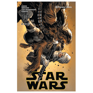 Comic Star Wars nº11