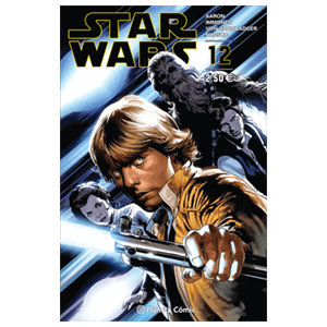 Comic Star Wars nº12