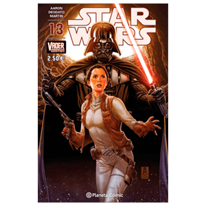 Comic Star Wars nº13