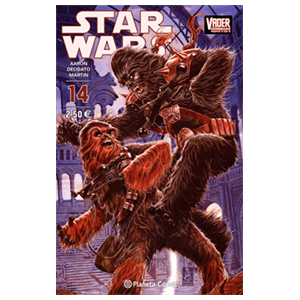 Comic Star Wars nº14