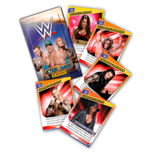 Sobre WWE Action Cards