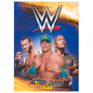Starter Pack WWE Action Cards