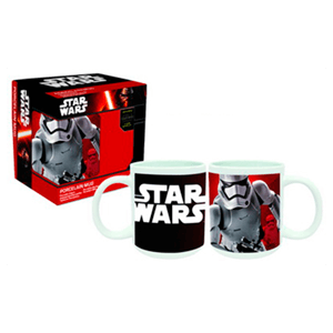 Taza Star Wars The Force Awakens Stormtrooper