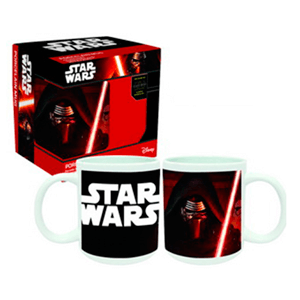 Taza Star Wars The Force Awakens Kylo Ren