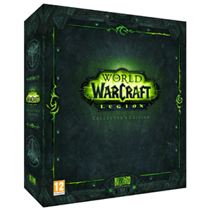 World of Warcraft Legion Edición Coleccionista