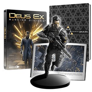 Deus Ex: Mankind Divided Collectors Edition