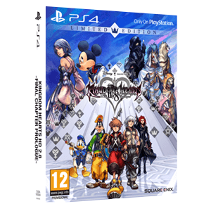 Kingdom Hearts HD 2.8 Final Chapter Prologue Ed. Limitada
