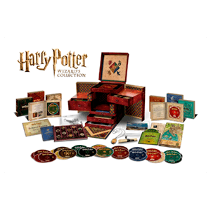 Harry Potter Wizard´s Collection BR