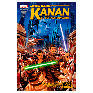 Comic Star Wars: Kanan nº 1