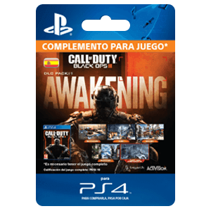 Call of Duty: Black Ops III DLC Pack 1 Awakening PS4