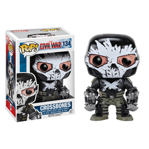 Figura Pop Marvel Civil War: Crossbones