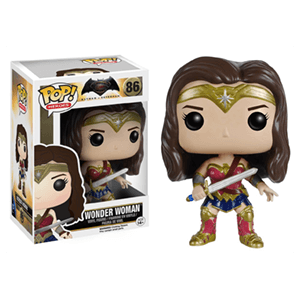 Figura Pop Batman vs Superman: Wonder Woman