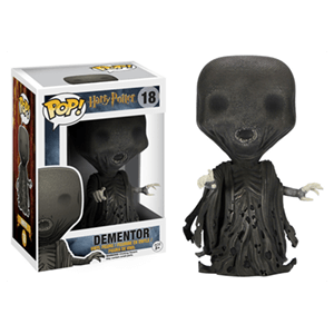 Figura Pop Harry Potter: Dementor