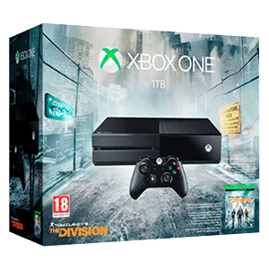Xbox One 1TB + The Division