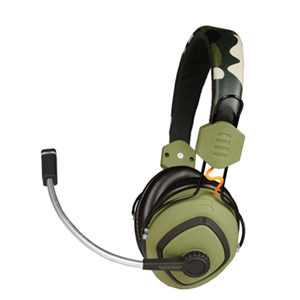 Auriculares Indeca Warfare 2016